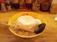 恵比須でチーズラーメン食べました。美味しいでした!
