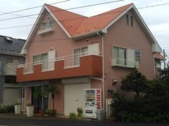 辻堂元町S様邸、塗装工事完成!