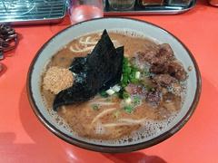 久しぶりに吉田製麺店でいただきました!