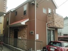横須賀市野比T邸塗装工事完了