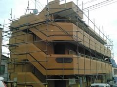 横須賀市浦上台スカイコーポ改装工事