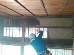 和室塗り壁改修工事