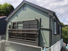 横須賀市光風台S様邸、外壁塗装工事完了!
