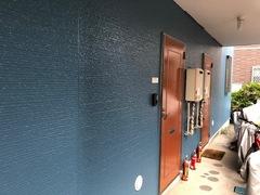 アパートの塗装工事