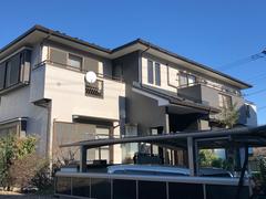 屋根張替え、外壁塗装工事完成!