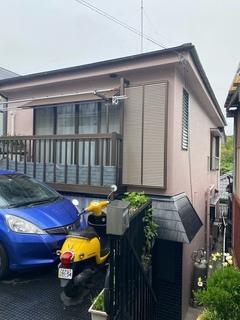 横浜市港南区N様邸、外壁塗装完成!