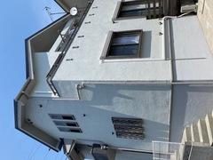 超低汚染リファインsi仕上げ、屋根ガルバリウム鋼板葺き